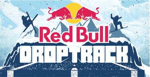 Drop Track Banner